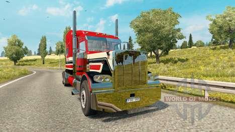 Peterbilt 389 v3.0 pour Euro Truck Simulator 2