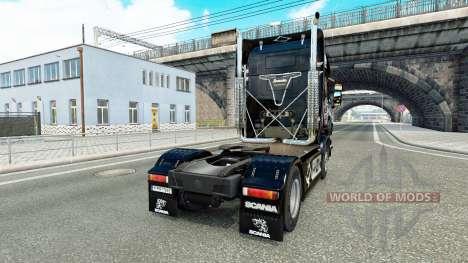 Les Pikas de la peau pour Scania camion pour Euro Truck Simulator 2