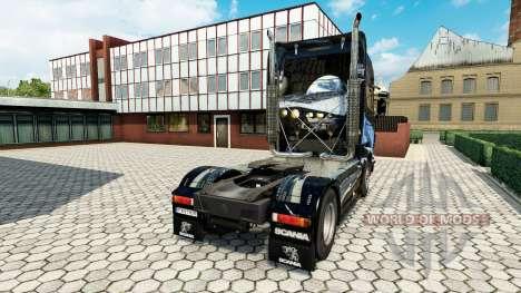 Star Destroyer de la peau pour Scania camion pour Euro Truck Simulator 2