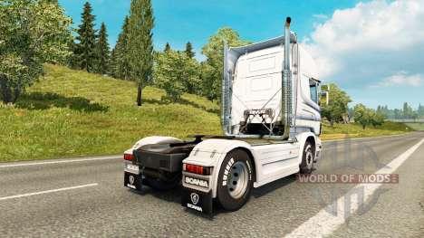 Nils Hansson skin für Scania-LKW für Euro Truck Simulator 2