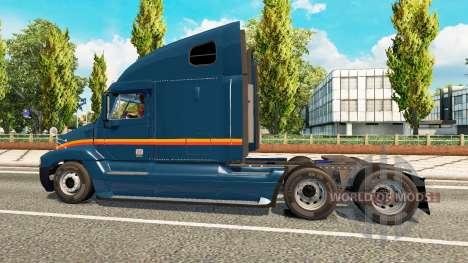 Freightliner Century Class v2.0 pour Euro Truck Simulator 2