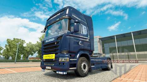 Oversize Sign pour Euro Truck Simulator 2