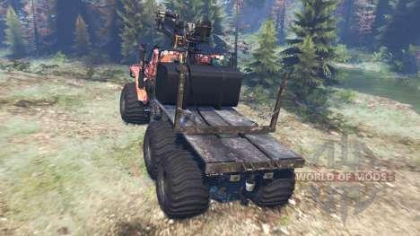 Ural-4320 Polarforscher v8.0 für Spin Tires
