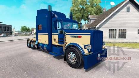 6 Benutzerdefinierte skin für den truck-Peterbil für American Truck Simulator