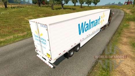 Kühl-Sattelauflieger für Euro Truck Simulator 2