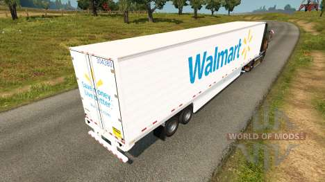 Frigorifique semi-remorque pour Euro Truck Simulator 2