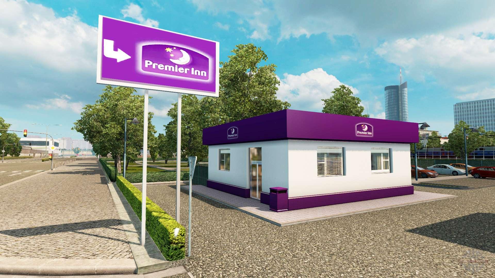 La cha ne d 39 h tel travelodge et premier inn pour euro for Chaine hotel