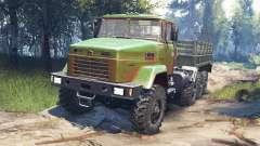 KrAZ-7140 v3.0