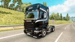 La peau Scania de Camionnage pour tracteur Scani