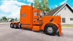 Haut YRC Fracht für den truck-Peterbilt 389