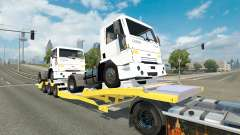 Low sweep mit Ford Cargo LKW