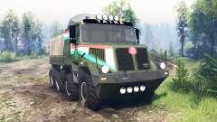 Tatra 163 Jamal 8x8 v6.0