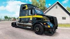 Haut auf Groupe Robert truck-Volvo VNL 670