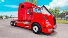 BR Williams de la peau pour les camions Volvo VN
