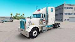La peau de l'IMOA de Transport sur le tracteur F