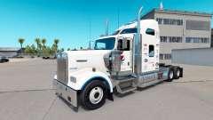 Pepsi peau pour le Kenworth W900 tracteur