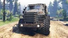 Ural-4320-10 tungusen v2.0