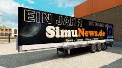 Haut SimuNews auf den trailer