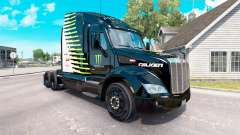 Die Monster Energy Falken-skin für den truck Pet