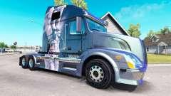 Fantasy-skin für den Volvo truck VNL 670