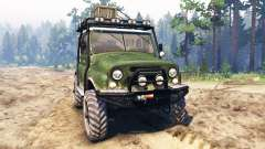 UAZ-469 [hybride]