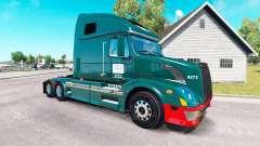 Wilson Trucking-skin für den Volvo truck VNL 670