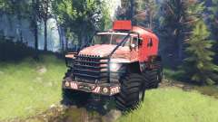 Ural-4320 Polarforscher v6.0