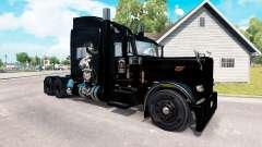 Motorhead peau pour le camion Peterbilt 389