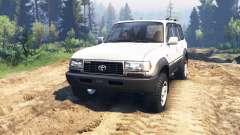 Toyota Land Cruiser 80 VX 1990 v2.0