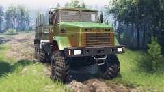 KrAZ-7140 v4.0