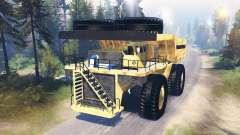 Mining truck Godzilla v3.0