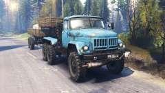 ZIL-137-137Б [bleu] v2.0