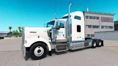 Die Haut auf der Sysco-truck Kenworth W900