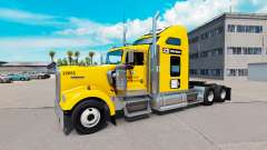 Haut JCB Traktor Kenworth W900