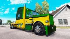Guzman Express de la peau pour le camion Peterbi