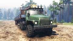 Ural-4320 [Traktor]