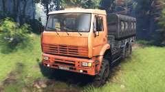 KamAZ-6522 v7.0
