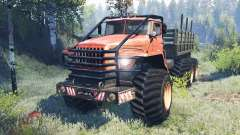 Ural-4320 Polarforscher v7.0