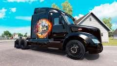 Star Trek skin für den truck Peterbilt