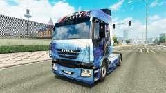 L'Effet de masse de la peau pour Iveco tracteur