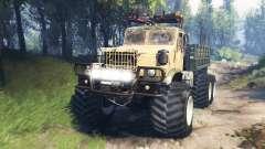 KrAZ-255 [Eisen] v3.0