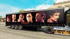 Rammstein skin for trailers
