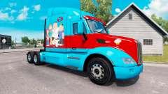 Family Guy-skin für den truck Peterbilt