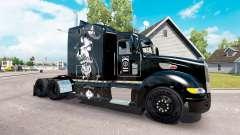 Motorhead-skin für den truck Peterbilt 386