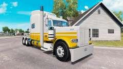 Haut, United Van Lines für den truck-Peterbilt 3