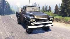 Chevrolet Apache 1959 v3.0