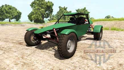 HDB Buggy [pack] pour BeamNG Drive