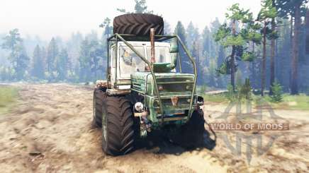 T-150K 1989 für Spin Tires