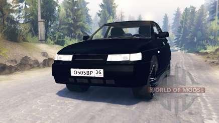 VAZ-2112 pour Spin Tires