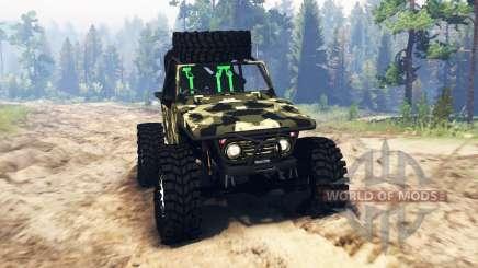 Suzuki Samurai Crawler v2.0 pour Spin Tires